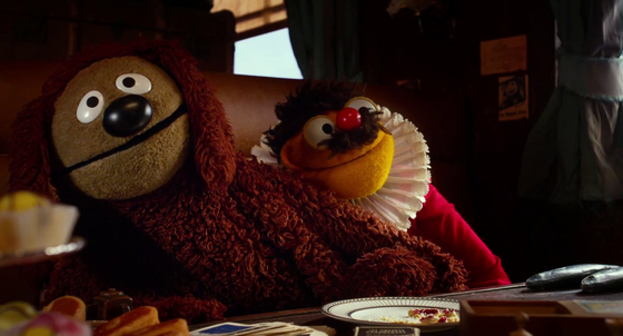 Rowlf and Lew Zealand are back yet again.