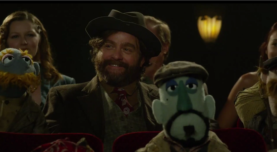 Hobo Joe is back from the Zurück movie and the Muppet Hobos are as well