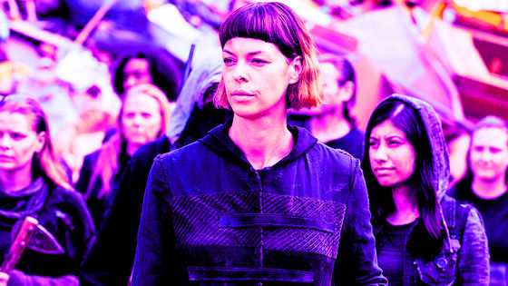 Pollyanna McIntosh as Jadis, New Best Friends, 7x10