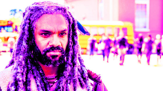 Khary Payton as Ezekiel, Rock in the Road, 7x09
