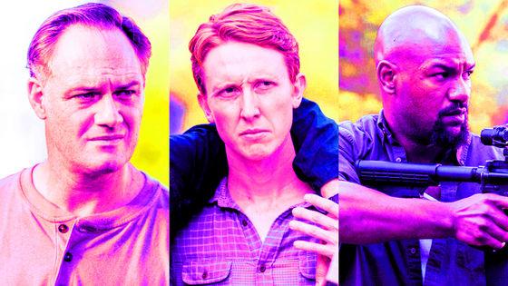 Jason Douglas as Tobin & Jordan Woods-Robinson as Eric, Hearts Still Beating, 7x08 / Kenric Green as Scott, Something They Need, 7x15