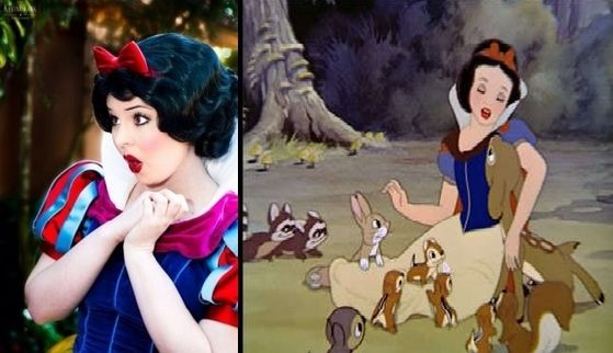 Snow White from Snow White And The Seven Dwarves