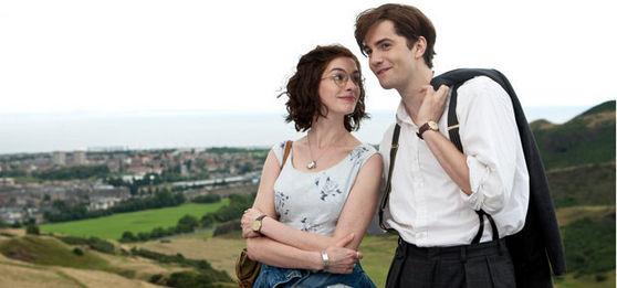 Emma and Dexter, together.