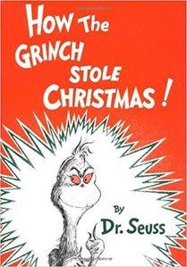 A White Grinch???