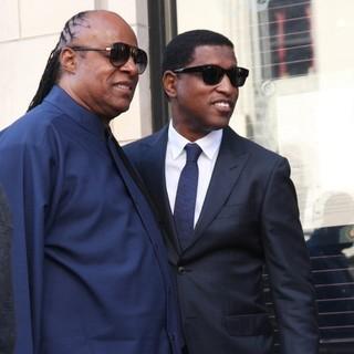 Babyface And Stevie Wonder