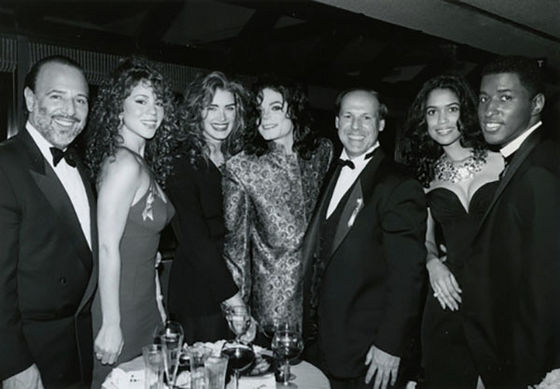 In Attendance At A Party In Honor Of Michael Jackson  Back In 1993