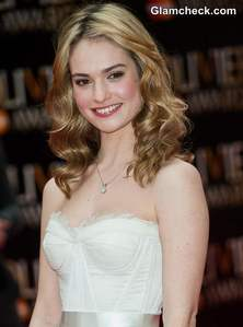 Lily James!