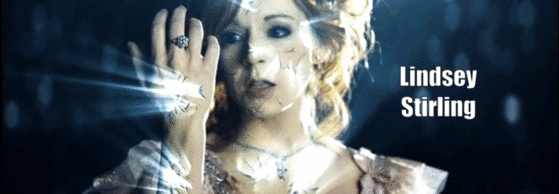 Lindsey Stirling - Shatter Me [Official Video] Banner