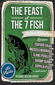 The FEAST of THE 7 pescado is Available in Paperback on amazonas, amazon
