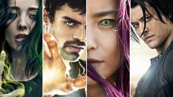 Mutant powers in general; Finding out what all the different mutant characters that we meet in the প্রদর্শনী can do is also cool