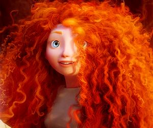 Wild, Curly, Vermilion