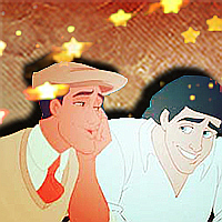 Princesslullaby's favorit disney Dudes