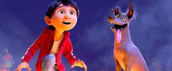 My 2 Favourite Characters from the Film.