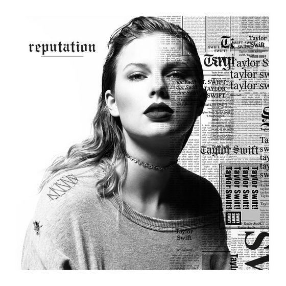 """""""reputation"""" album cover"""