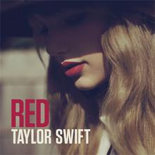 """""""Red"""" album cover"""