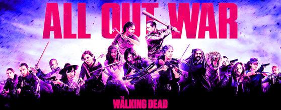 Season 8A Promo, All Out War