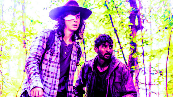 Carl & Siddiq, 8x06, The King, the Widow and Rick