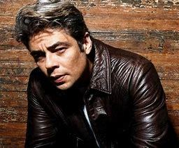 Benicio Del toro the awesome and sexy actor