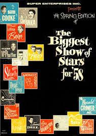 Biggest Show Of Stars 1958 Tour Program