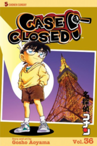 Vol 36 - Case Closed