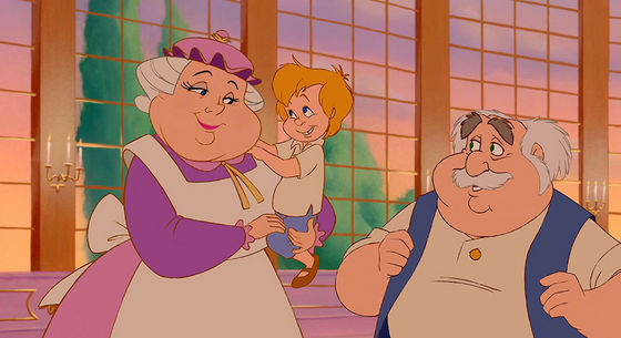 Mrs. Potts from Beauty and the Beast