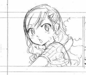Kodansha Comics revealed sketches (pictured at right) for Mashima's new 망가 in April.
