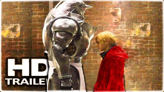 Fullmetal Alchemist Live Action Movie.