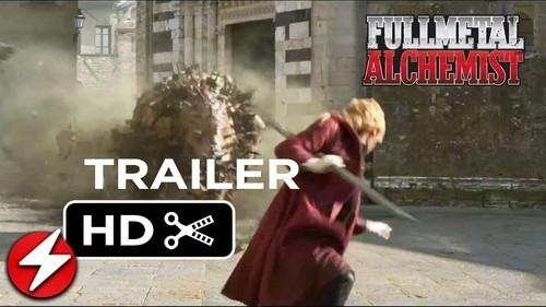 Fullmetal Alchemist Live Action Movie.