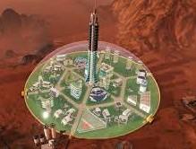 Marte Planet . NovaRoma