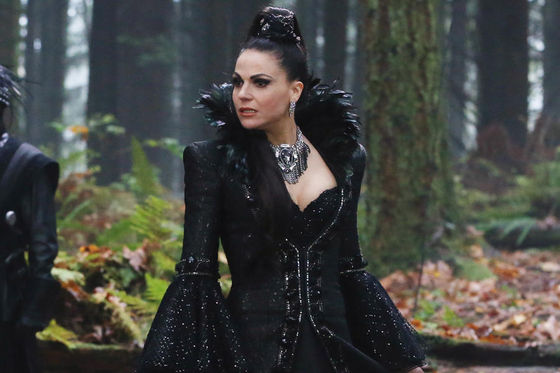 Regina Mills,the Evil Queen