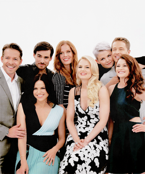 the cast of OUAT