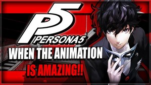 Persona 5 The Animation.