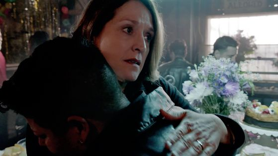 Elena Campbell-Martinez in 'Vida'