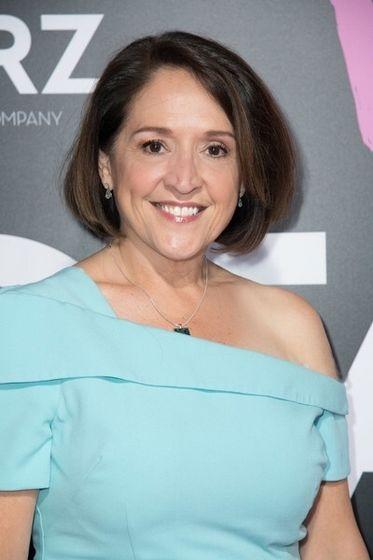 Elena Campbell-Martinez at 'Vida' red carpet premiere