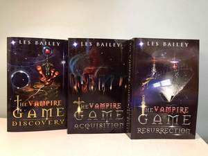 The Vampire Game trilogy