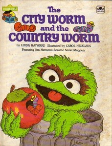The City Worm and the Country Worm - Golden Book Video - Fanpop