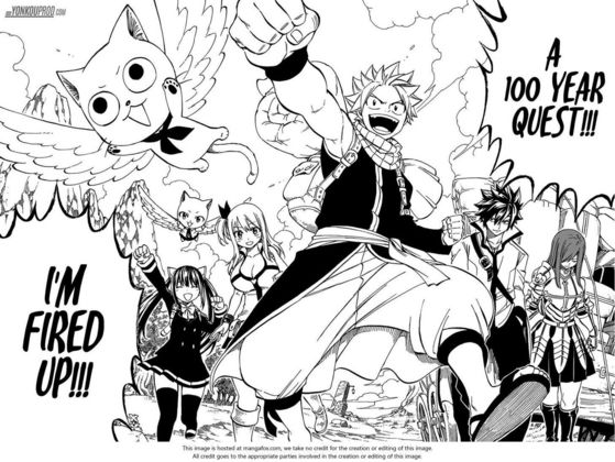 Fairy Tail: 100 anno Quest : A new Journey