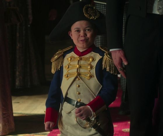 Sam Humphrey as Charles Stratton