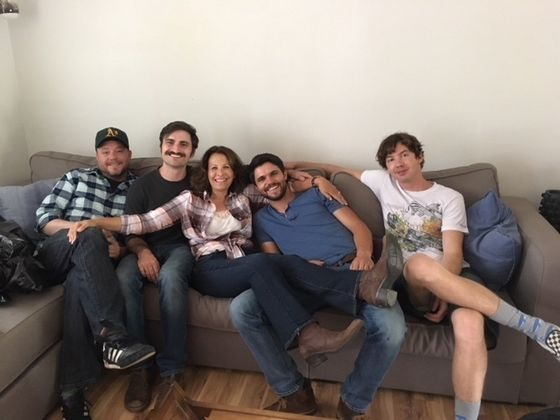"""Tammy Kaitz - behind the scenes of """"Man Camp"""""""