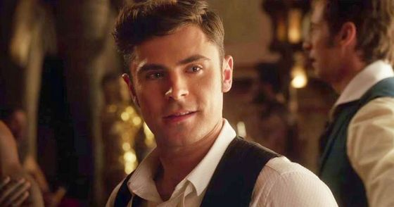 Zac Efron as Phillip Carlyle