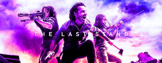 Season 8B Promo, The Last Stand