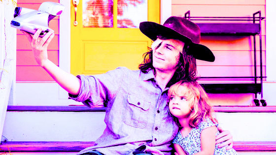 Carl & Judith, 8x09, Honor