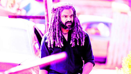 Khary Payton as Ezekiel, Do Not Send Us Astray, 8x13