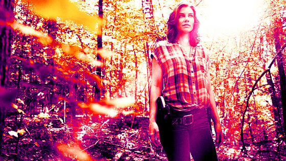 Lauren Cohan as Maggie, Season 9 Character Portrait
