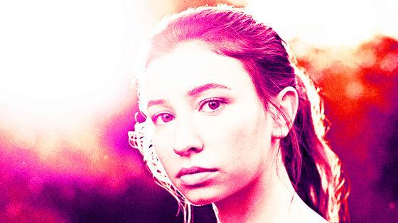 Katelyn Nacon as Enid, Season 9 Character Portrait
