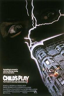 Corner of Horror - Episode 112 - Cultober Day 7: Child's Play