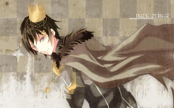 Crown Prince Akio