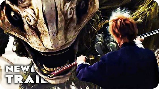 Bleach Live Action Movie Sota Fukushi Ichigo Kurosaki VS a Hollow.