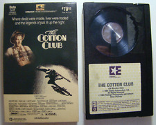 The Cotton Club was the first movie to have a घर Video release to be copy-protection.