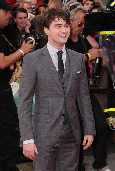Dan Radcliffe london DH1 premiere